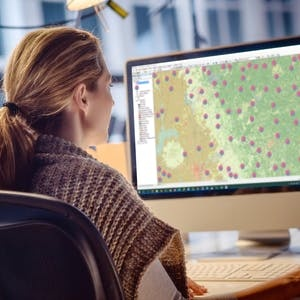 University of Oregon Online Courses Geospatial and Environmental Analysis for University of Oregon Students in Eugene, OR