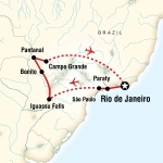 Middlesex Student Travel Wonders of Brazil for Middlesex County College Students in Edison, NJ