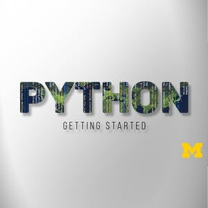 University of Oregon Online Courses Programming for Everybody (Getting Started with Python) for University of Oregon Students in Eugene, OR