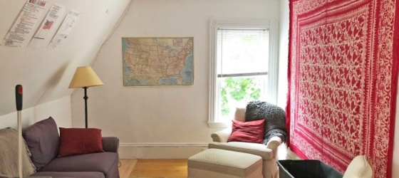 Housing Near BU Extensively Renovated, next to Tufts, Spacious Apartment