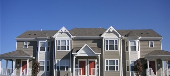 CMU Housing Springbrook Townhomes for Central Michigan University Students in Mount Pleasant, MI