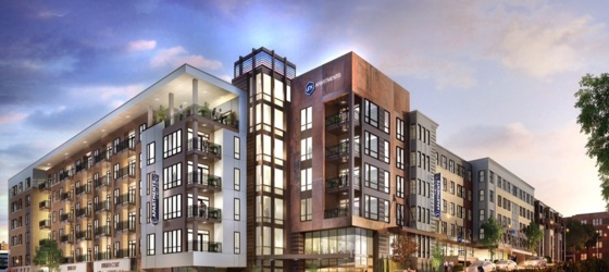 WFU Housing Link Apartments® Innovation Quarter for Wake Forest University Students in Winston Salem, NC